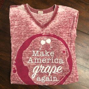 Make American grape again- super soft